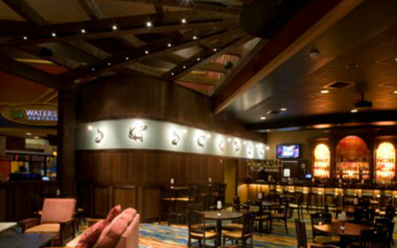 Angel of the wind casino casinos poker rooms washington